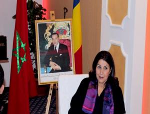 photo Mme L ambasadeur